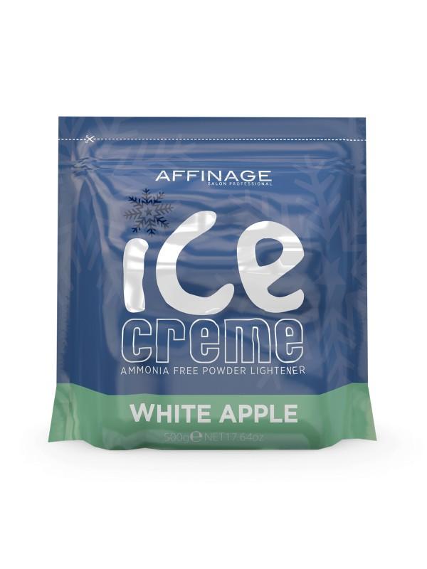 ICE CREME Ammonia-Free Powder Lightener white 500g