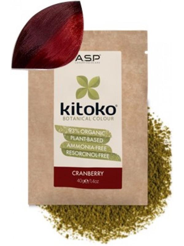 BOTANICAL HAIRCOLOUR, 40 g Cranberry